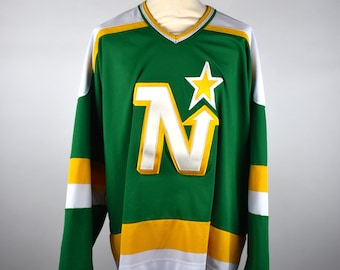 Minnesota North Stars Jersey by CCM, Size XXL, Perfect Condition, Size Medium