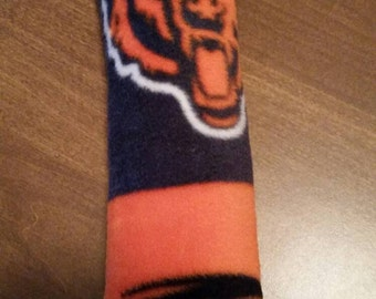 Fleece Rice Eye Pillow Chicago Bears