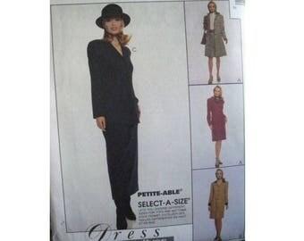 McCall's Pattern 8971 - Dress and Jacket Pattern - Uncut