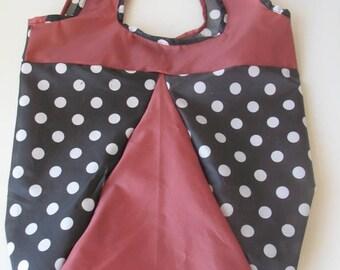 Retro brolly bag