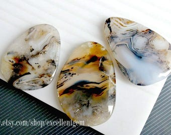 Agate slice pendant, Montana Agate pendant, Gemstone pendant, gemstone pendant, Unique Montana Agate pendant JSP-7750