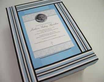 Baptism/Christening Keepsake Box