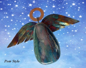 The Devoted Heart Glass Angel makes a wonderful gift for those close to our heart, unique ornament or wonderful addition to your collection.