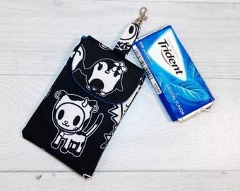 Cutie Pie Pouch • Jujube • tokidoki • Kings Court KC • Credit Cards • Chap Stick • Earbuds • Keys • Hand Sanitizer • READY to SHIP!
