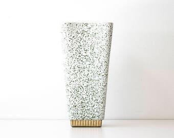 Mid Century Modern Shawnee Pottery Vase