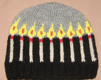 Wool hat: Ring of Fire