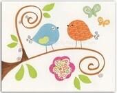 Nursery Art Print // Chil...