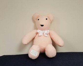 Memory bear - Bereavement bear
