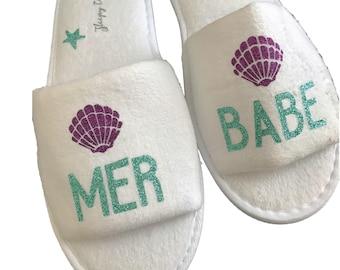 Cozy Slippers- Merbabe