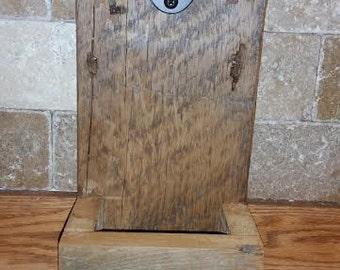 barn wood bottle opener salvaged 1800s minnesota rustic reclaimed barn wood wall mount bottle opener