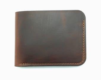 Taulis Wallet - Brown Chromexcel