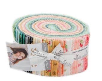 Sugar Pie Jelly Roll 5040JR Moda by Lella Boutique for Moda