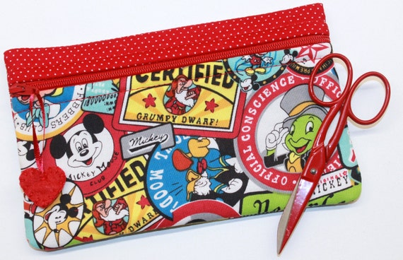 Side Kick Mickey & Friends Patches