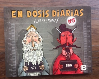 "Book ""En dosis diarias No 5"""