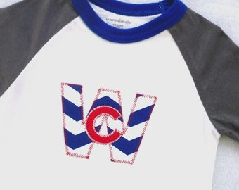 Chicago Cubs Win Baseball Shirt/ Toddler