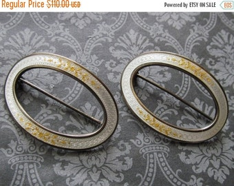 On Sale Antique Sterling Silver And Enamel Guilloche Scatter Pins R Blackinton Company Art Nouveau Jewelry