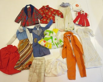 Vintage Barbie Clothes - Vintage Ken Doll Clothes - Vintage Francie Clothes - Vintage G I Joe Clothes CiaoBabyVintage