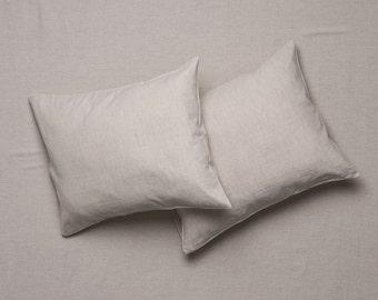Linen bed sheets, Fitted sheet, upper flat sheet, pillowcase. Linen sheets Queen, Linen sheets King, Twin sheet set, Soft linen bedding set