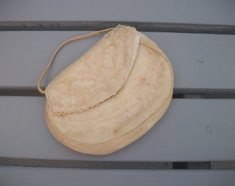 Small Vintage Evening Bag - Distressed