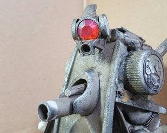 Assemblage artillery droid