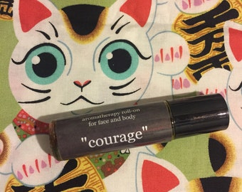 Courage Essential Oil Roller Ball Blend