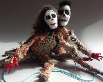 Personalised Dead Eye Dolls