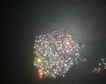 Swarovski rhinestones light amethyst AB