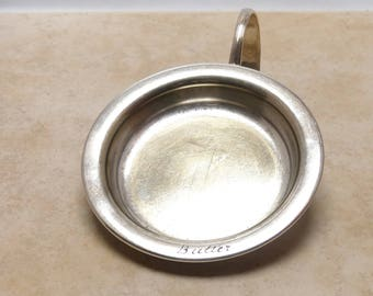 Vintage  Paramount Silverplate EPNS A1 Butter Dish