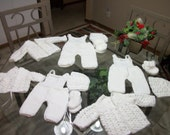 Infant Boy Christening Set