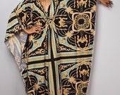 Kaftan, Boho Dress, Maxi Dress, Kaftan Dress, Loose fit dress, Boho Maxi Dress  : Funky Elegant Collection No.1p