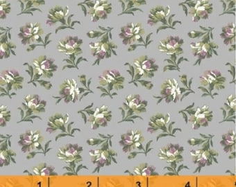 Primrose - Mini Floral Gray from Windham Fabrics