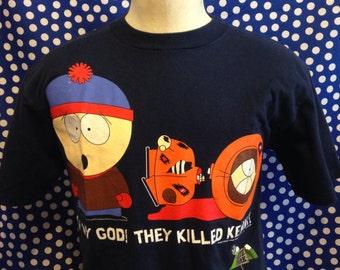 1997 South Park t-shirt, fits like a roomy medium