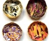 Marbled Ring Dish - Tea L...
