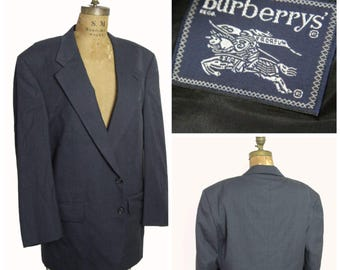 Burberry Suit Coat size 44