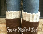 Boot Cuffs Wool Boot Cuffs Womens Boot Cuffs Boot Cuffs Crochet Boot Cuffs Wool Boot Cuffs Woman Boot Cuffs Crochet Boot Cuffs Crochet Boot