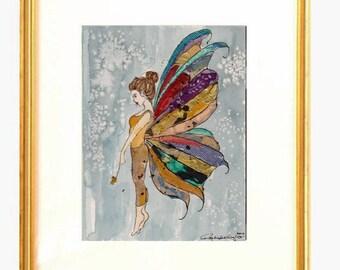 Fairy Collage - Original