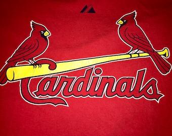 Vintage baseball cardinals shirt