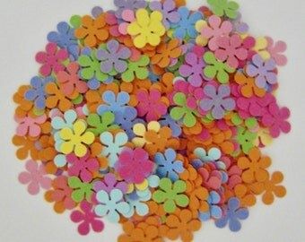 Tiny Flower Hand-punched Fun-fetti Confetti