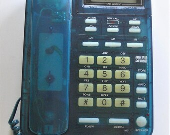teal phone