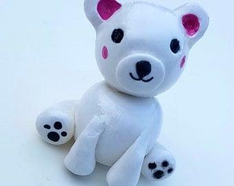 Kawaii Bear Figurine!