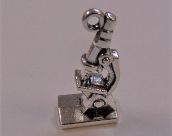 21mm Microscope Charms 5CT. Y10