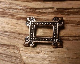 04.265.BZ  Birka pouch clasp plate