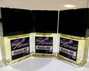 All Natural Cuticle Oil, Coconut Oil, Tea Tree, Lavender