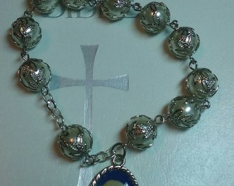 Face of Mary Decade Rosary