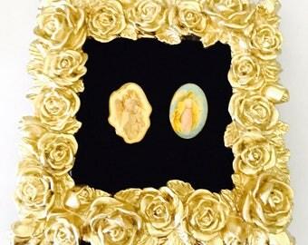 Vintage Guardian Angels lapel lot of 2, unisex pins, Clearance Sale, Item No. B256