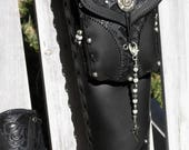 """Reserved for C.M. ~ Build-A-Quiver """"Back"""" Quiver and Armguard set- """"Artemis"""" Made to Order- by MYSTIC QUIVERS"""