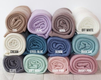 Close Knit Stretch Wrap - Perfect for baby photography