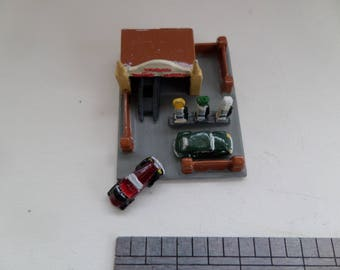 Toy Garage for the 1:12th Dolls House