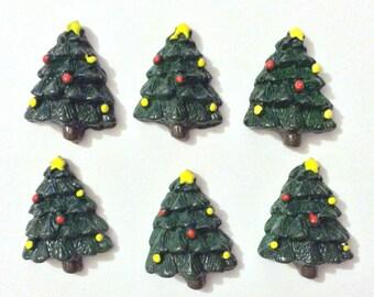 Christmas Needle Minder, Tree Needle Minder, Festive Needle Keep, Pin Holder, Fridge Magnet, Stitch Minder, Needle Holder, Needle Keep