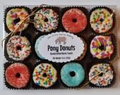 Pony Donuts - Regular or Christmas